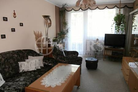 Prodej bytu 3+1/L, OV, 61m2, ul. Habartická 46, P-9  Střížkov