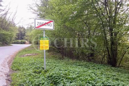 Prodej chaty 2+1, OV, 31m2, se zahradou 528m2, obec Zbečno, okr.Rakovník