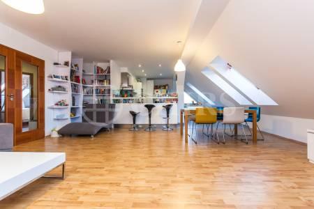 Prodej bytu, 4+kk/G, OV, 143m2, ul. Semilská 926/54b, Praha 9 - Kbely