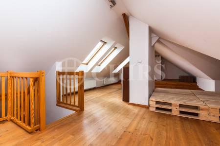 Pronájem bytu 3+kk, OV, 128m2, ul. Na Malovance 723/8, P-6 Střešovice
