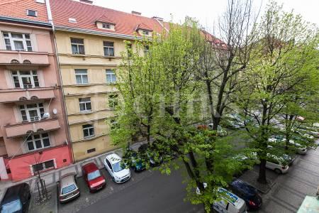 Pronájem bytu 3+kk, OV, 71m2, ul. Národní obrany 908/47, Praha 6 - Bubeneč
