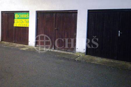 Prodej garáže, OV, 15m2, ul. José Martího, Praha 6 - Veleslavín