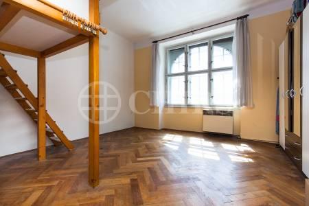Prodej bytu 3+1, OV, 95m2, ul. Dr. Zikmunda Wintra 548/24, Praha 6 - Bubeneč
