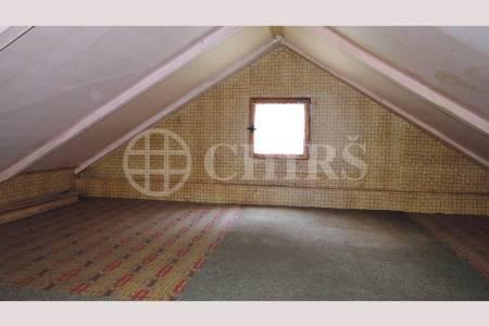 Prodej rekreační chaty 3+kk se zahradou, 397 m2, Ořech, Karlštejnská č.e. 60, chatová osada Západní Míle