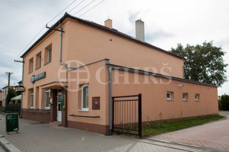 Prodej komerčního objektu 6+kk, OV, 372m2, ul. Šípkova 161, Lázně Bohdaneč - okr. Pardubice