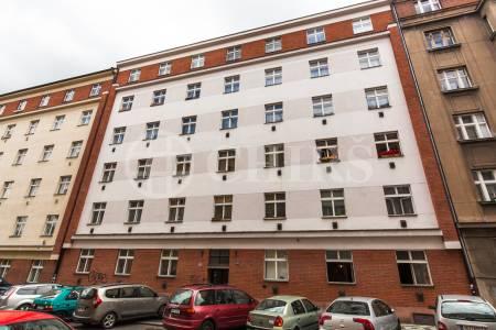 Pronájem bytu 1+1, OV, 49m2, ul. Slezská 2232/144, Praha 3 - Vinohrady