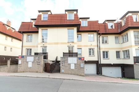 Pronájem bytu 5+kk s lodžií, OV, 130m2, ul. Chalabalova 1272/14, Praha 5 - Stodůlky