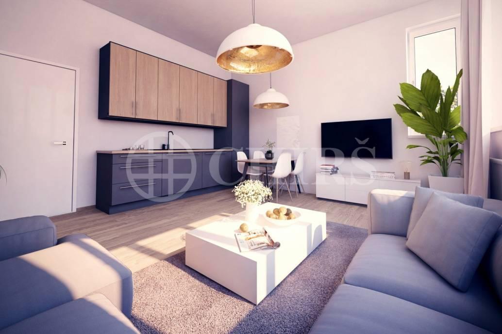 Prodej bytu 1+kk, 30,7 m2,ul. nam. Dr. Václava