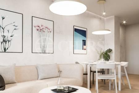 Prodej bytu 1+kk, 30 m2, ul. Přípotoční, Praha 10, Vršovice