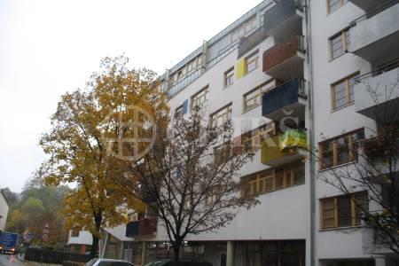 Pronajmu byt 4+kk/2B, OV, 103m2, ul. Ostrovského 3167/36a, Praha 5 - Smíchov