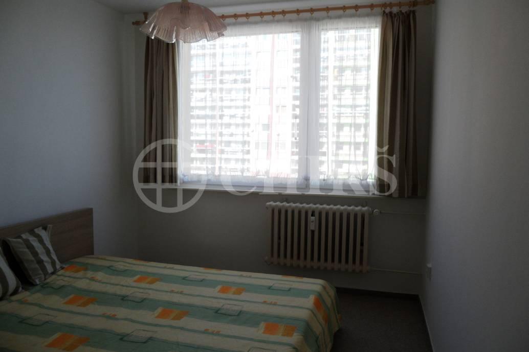 Pronájem bytu 3+1/L/komora/sklep, OV, 77m2, ul. Pavlíkova 605/12, P12 - Kamýk