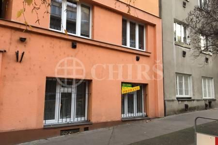 Prodej bytu 2+kk, OV, 43m2, ul. Koulova 1596/10, Praha 6 - Dejvice