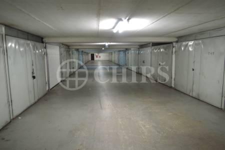 Prodej garáže, DV, 18m2, ul. Bašteckého 2566/11, Praha 5 - Velká Ohrada