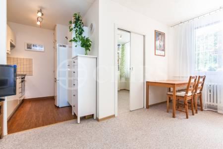 Prodej bytu 2+kk, OV, 46 m2, ul. Tobrucká 709/17, Praha 6 - Vokovice