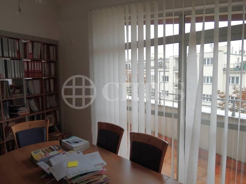 Pronájem bytu 3+1 s terasou, 153 m2, P6 - Břevnov, ul. Bělohorská