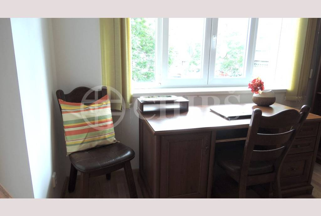 Pronájem bytu 2+kk v novostavbě, 61 m2, P5 - Smíchov, ul. Plzeňská
