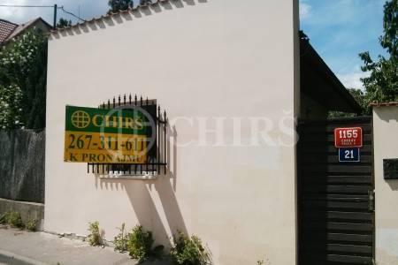 Pronájem domku 1+kk, 19 m2, OV, Pištěkova 1155/21 Praha 4 Chodov.