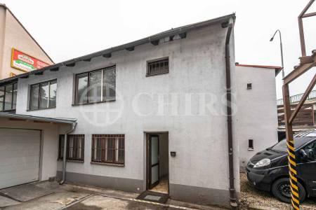 Pronájem komerčního objektu, OV, 248 m2, ul. Davídkova 650/17, Praha 8 - Libeň