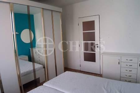 Pronájem bytu 3+1 s lodžií, OV, 74m2, ul. Španielova 1305/68, Praha 6 - Řepy