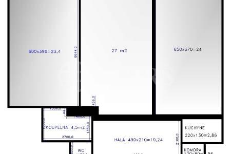 Prodej bytu 3+kk, OV, 88m2, ul. Jugoslávských partyzánů 957/42, P-6 Dejvice