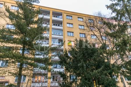 Pronájem bytu 2+1, OV, 52 m2, ul. Syrská 587/4, Praha 6 – Vokovice