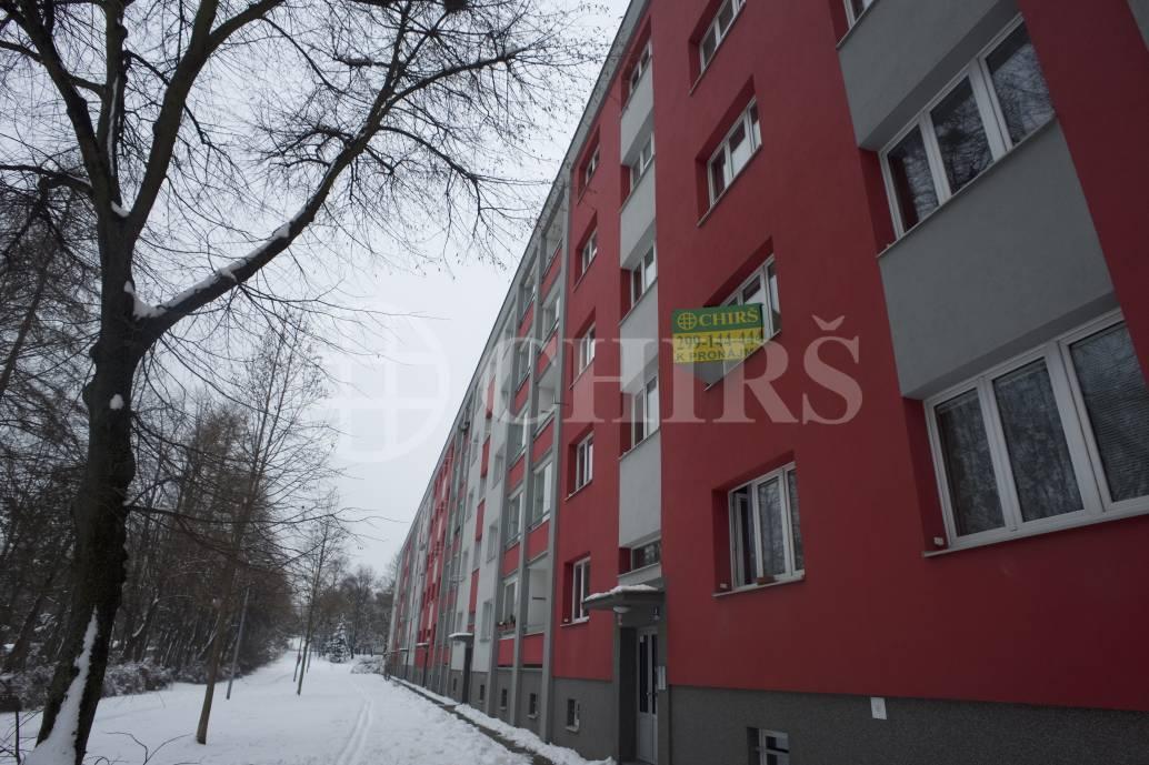 Pronájem bytu 2+1, 52 m2, Boučkova 9, Praha 6 - Břevnov