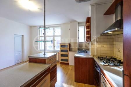 Pronájem bytu 2+1, OV, 82m2, ul. Nad Šárkou 1294/69, Praha 6 - Dejvice