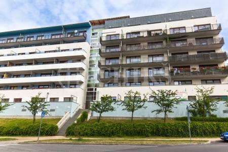 Prodej bytu 3+kk/T/GS, OV, 128m2, ul. Irská 796/1, Praha 6 - Vokovice