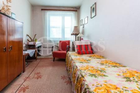Prodej bytu 2+1/B, OV, 50m2, ul. Stochovská 788/49, P-6 Ruzyně