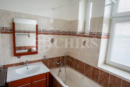 Pronájem bytu 3+kk/PS, 110 m2, Hošťálkova 41, Praha 6 - Břevnov