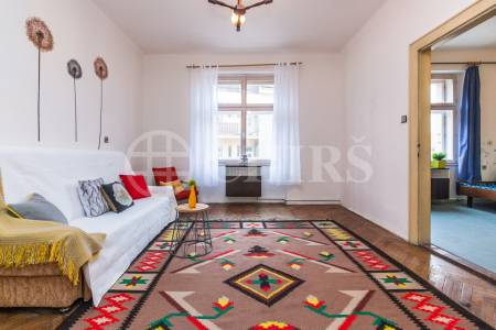 Prodej bytu 2+1, OV, 56 m2, ul. Krokova, Praha 2 - Nusle