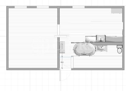 Prodej bytu 2+kk, OV, 41m2, ul. Písnická 765/25, Praha 4 - Kamýk