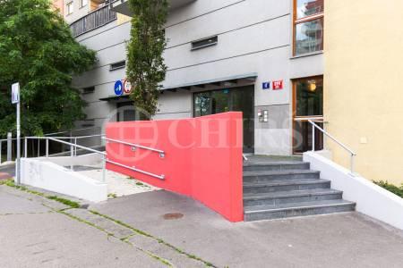 Pronájem bytu 1+kk, OV, 36m2, ul. U Kamýku 284/11, Praha 4 - Kamýk