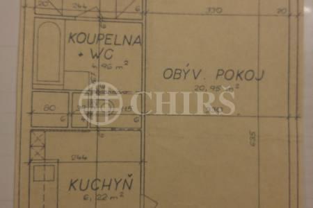 Prodej bytu 1+1 s lodžií, OV, 51m2, ul. Sládkovičova 1306/11, Praha 4 - Krč