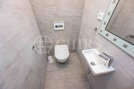 Pronájem bytu 3+kk s balkonem, OV, 74m2, ul. Za Karlínským přístavem 699/12, Praha 8 - Karlín