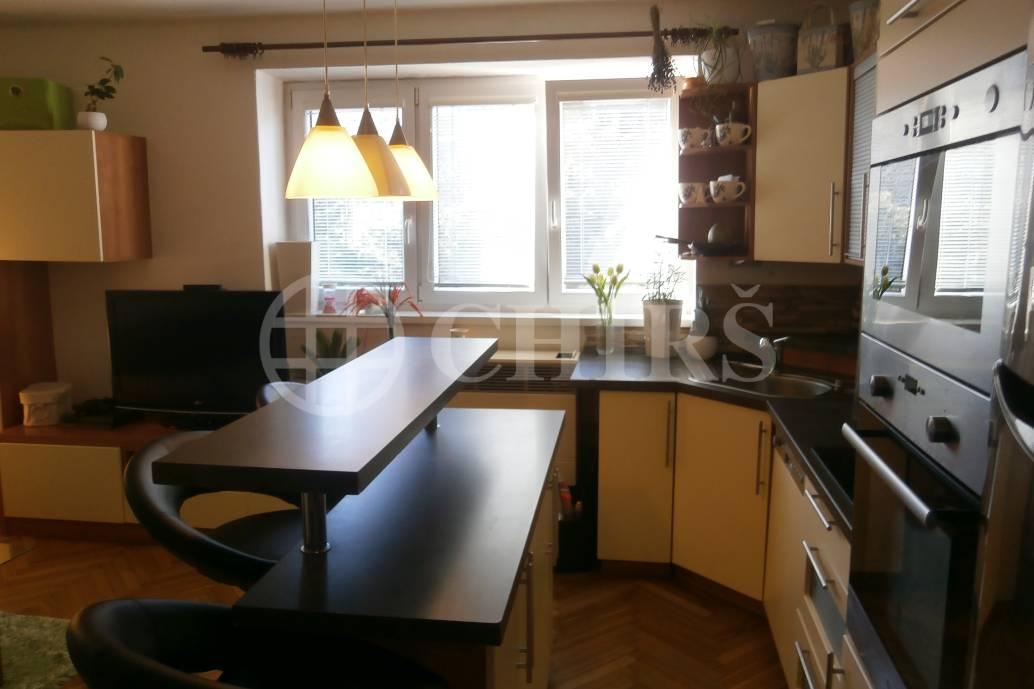 Prodej bytu 3+kk, DV, 53m2, ul. Na Strži 1004/22, P-4 Krč
