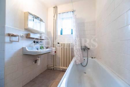 Pronájem bytu 2+kk, OV, 48m2, ul. Podkrkonošských tkalců 455/3, Praha 6 - Řepy
