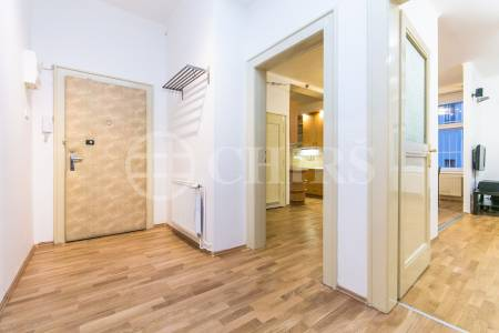 Pronájem bytu 3+kk, 86m2, ul. Wuchterlova 585/14, Praha 6 - Dejvice
