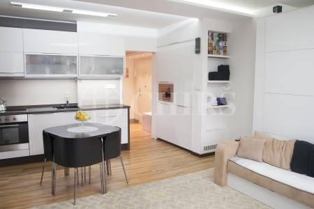Prodej bytu 2+kk, OV, 45m2, ul. Lohniského 856/2, Praha 5 - Hlubočepy