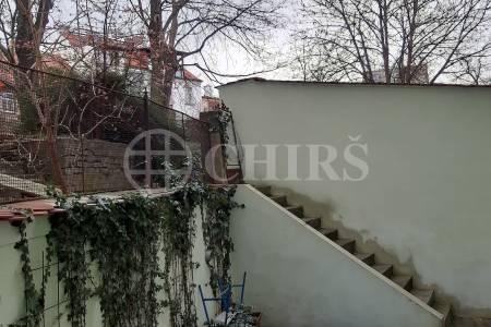 Pronájem bytu 1+1, 24m2, ul. Za Strahovem 548/10, Praha 6 - Břevnov