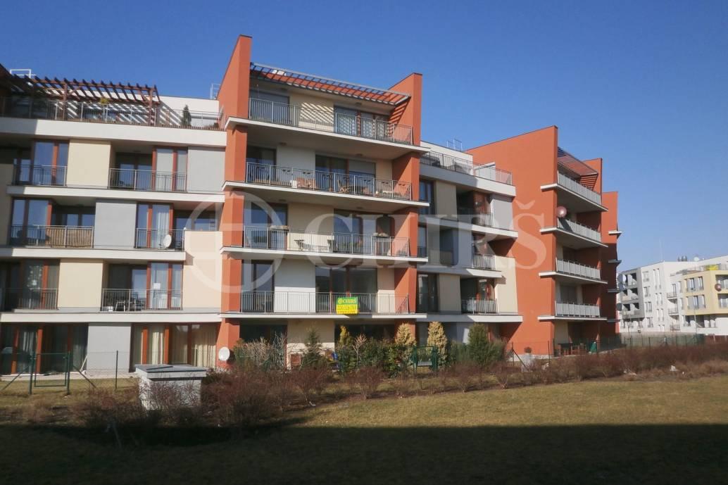 Pronájem bytu 4+kk/L/GS, OV, 119m2, ul. Švejcarovo náměstí 2660/2, Praha 13 - Stodůlky