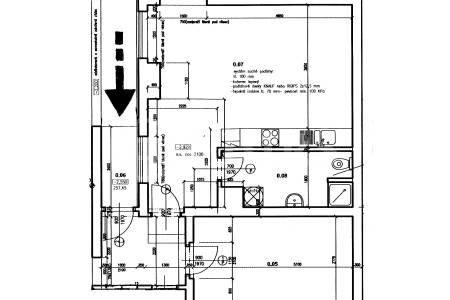Pronájem bytu 1+kk, OV, 68m2, ul. Hastrmanská 291/3, Praha 10 - Křeslice