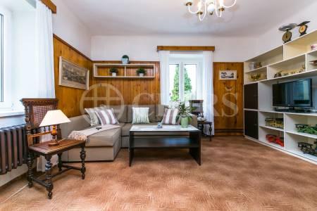 Prodej RD 3+1, OV, 110m2, Kralupská, Praha 6 - Ruzyně