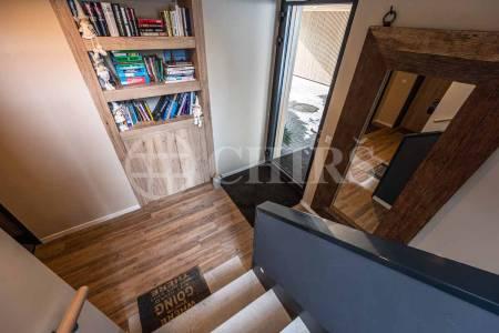 Pronájem bytu 2+kk s terasou, OV, 52m2, ul. Butovická 1006/20, Praha 5 - Jinonice