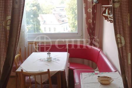 Prodej bytu 1+1, DV, 38m2, ul. Okořská 347/5, Praha 8 – Čimice