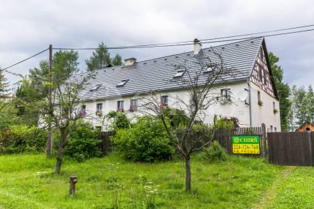 Prodej komerčního objektu 13+1, OV, 460m2, Prameny 15, okr. Cheb, Karlovarský kraj