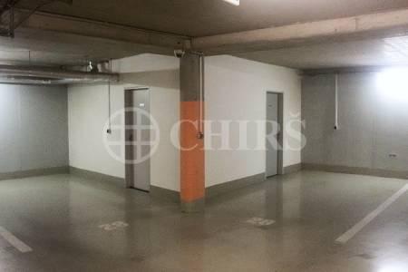 Prodej garážového stání a sklepa, OV, ul. Na Okraji, 381/41, P-6 Veleslavín