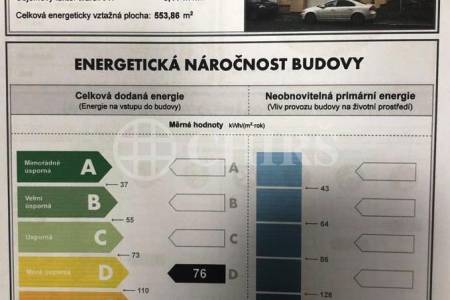 Prodej komerčního objektu 8+1, OV, 459m2, ul. Kovářova 2586/1b, Praha 5 - Stodůlky