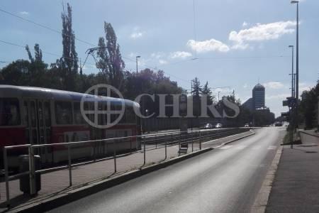 Prodej pozemku, OV, 3122m2, ul. Vinohradská, Praha 2 - Strašnice