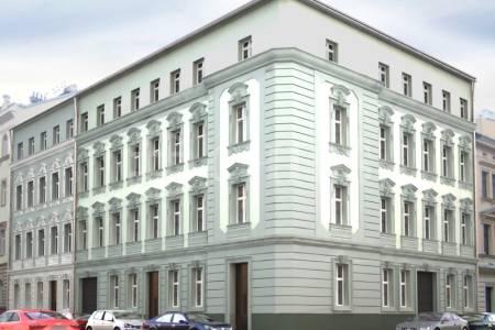 Prodej garážového stání, OV, 16m2, ul. Jindřicha Plachty 596/6, Praha 5 Smíchov